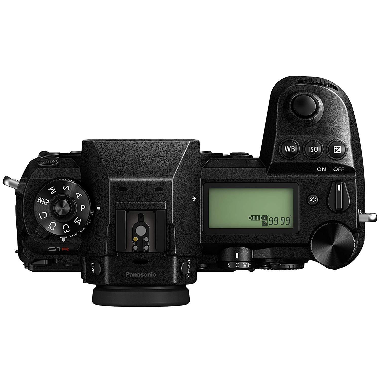 Panasonic S1R VS S1 Video image