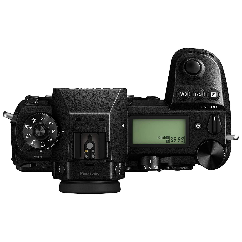 Panasonic S1 VS S1R Video image