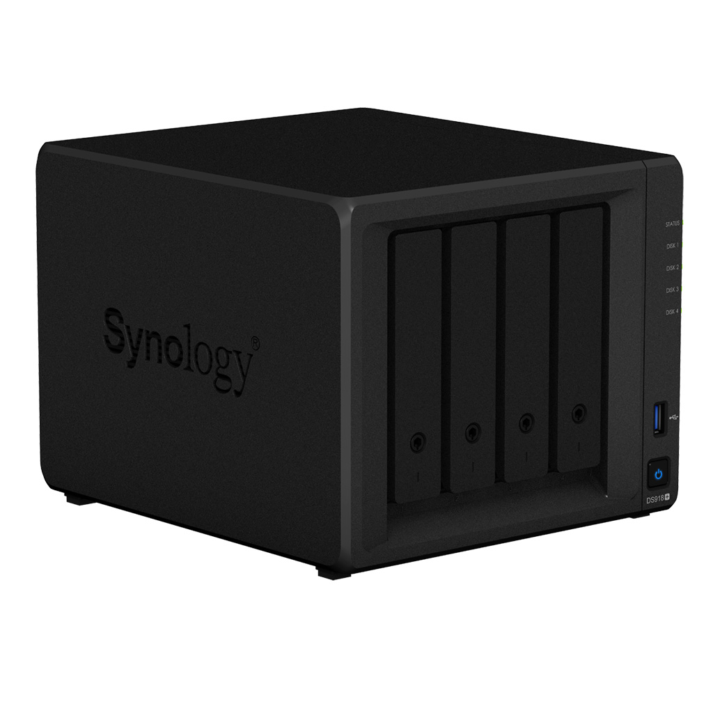 synology ds918 internal components 1 image