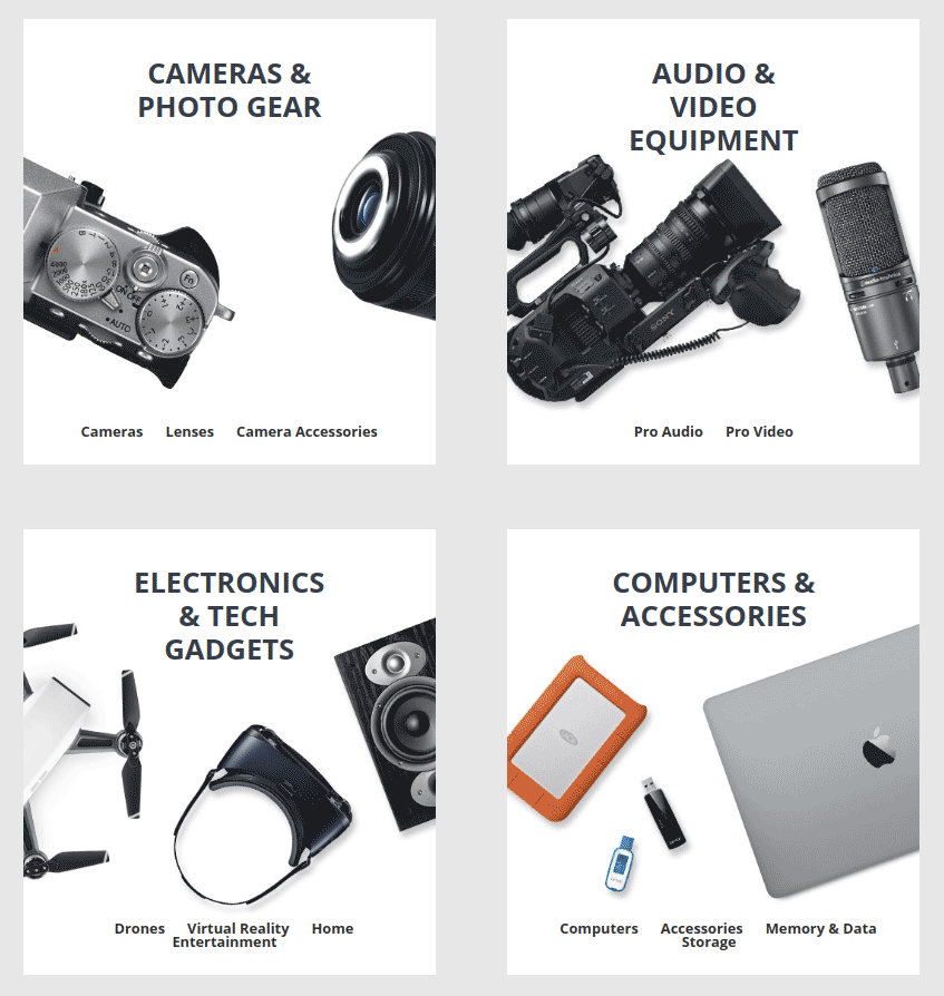 adorama cameras lenses other gear image