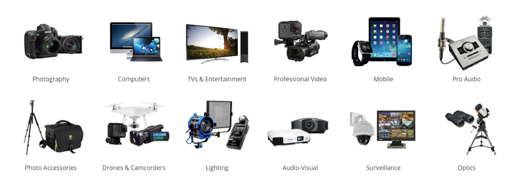 BH Photo Video Cameras Lenses Other Gear image