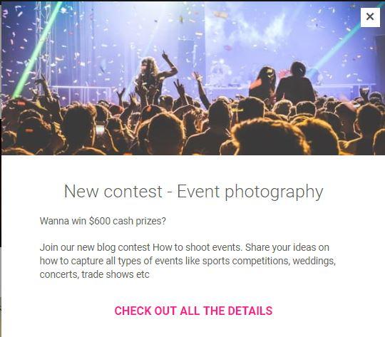 dreamtime Blog Contest image