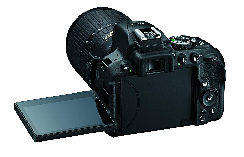 Nikon D5300 vs Nikon D5600 Body Comparison image
