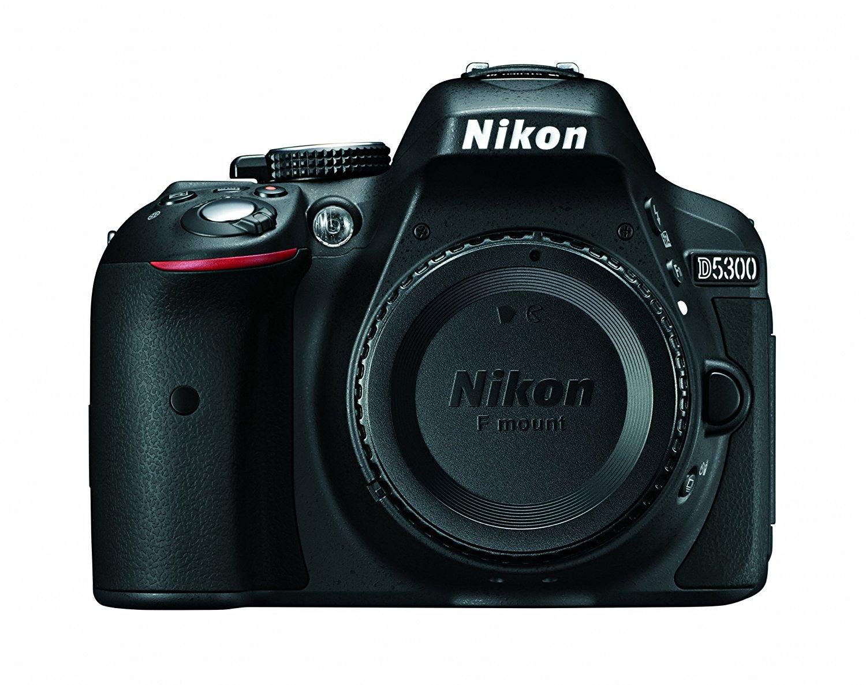 Nikon D5300 vs Nikon D5600 Features comparison image