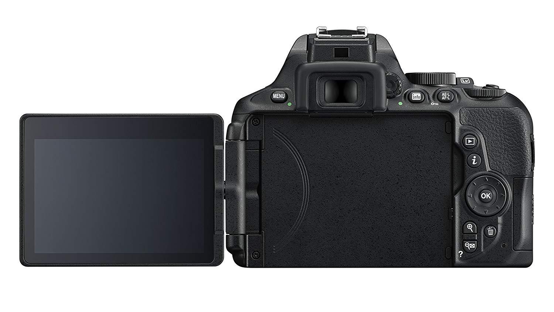 Nikon D5600 vs Nikon D5300 Body Comparison image