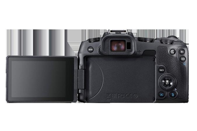 Canon EOS RP  Design image