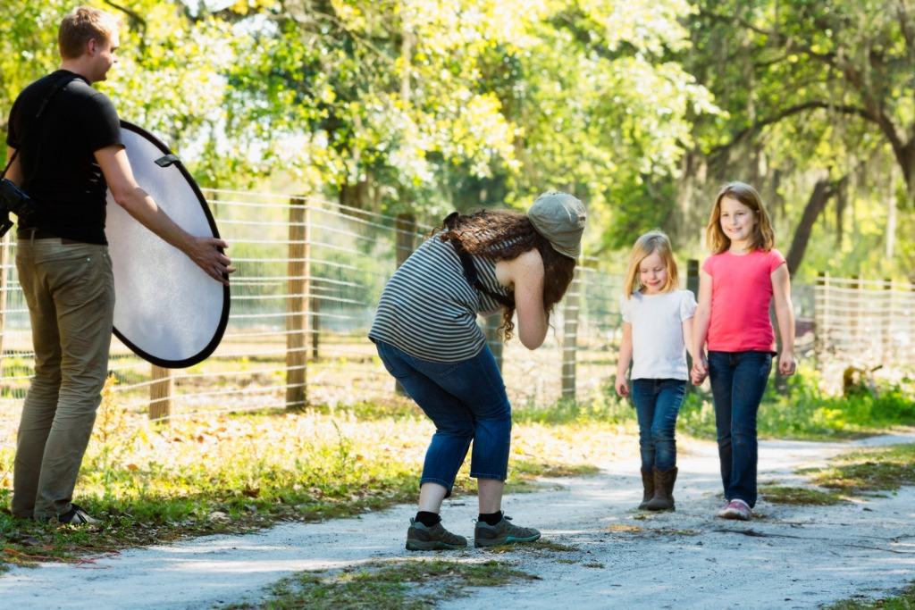 how to use a reflector 2 image