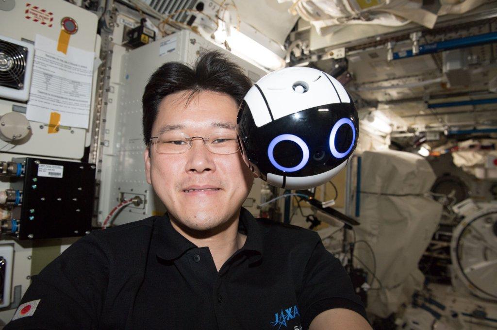 japanese astronaut image