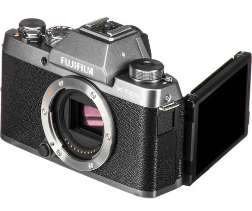 fujifilm x t100 features 1 image