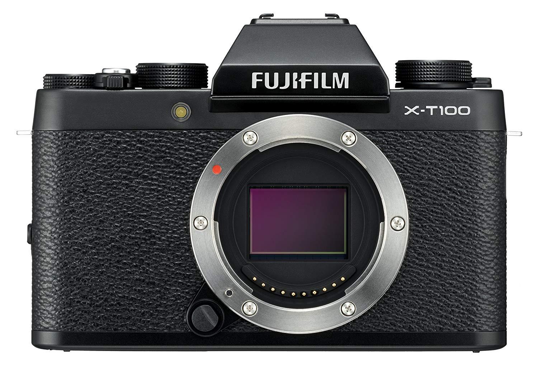 fujifilm x t100 specs image