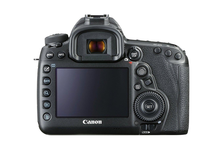 Canon 5D Mark IV vs Canon EOS R specs image
