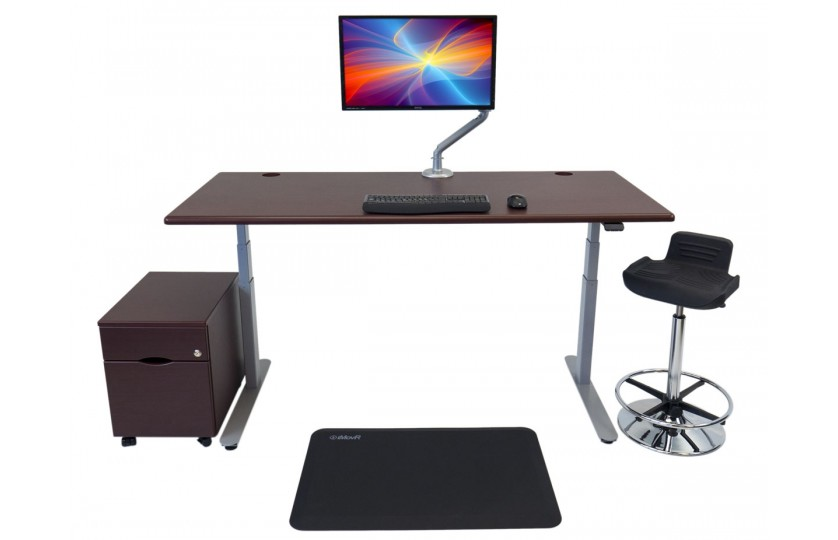 imovr lander desk review features