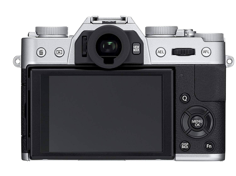 Sony a6000 vs Fujifilm X T10 viewfinder image