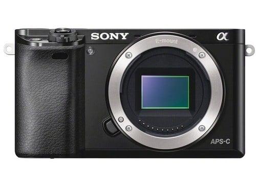 sony a6000 image