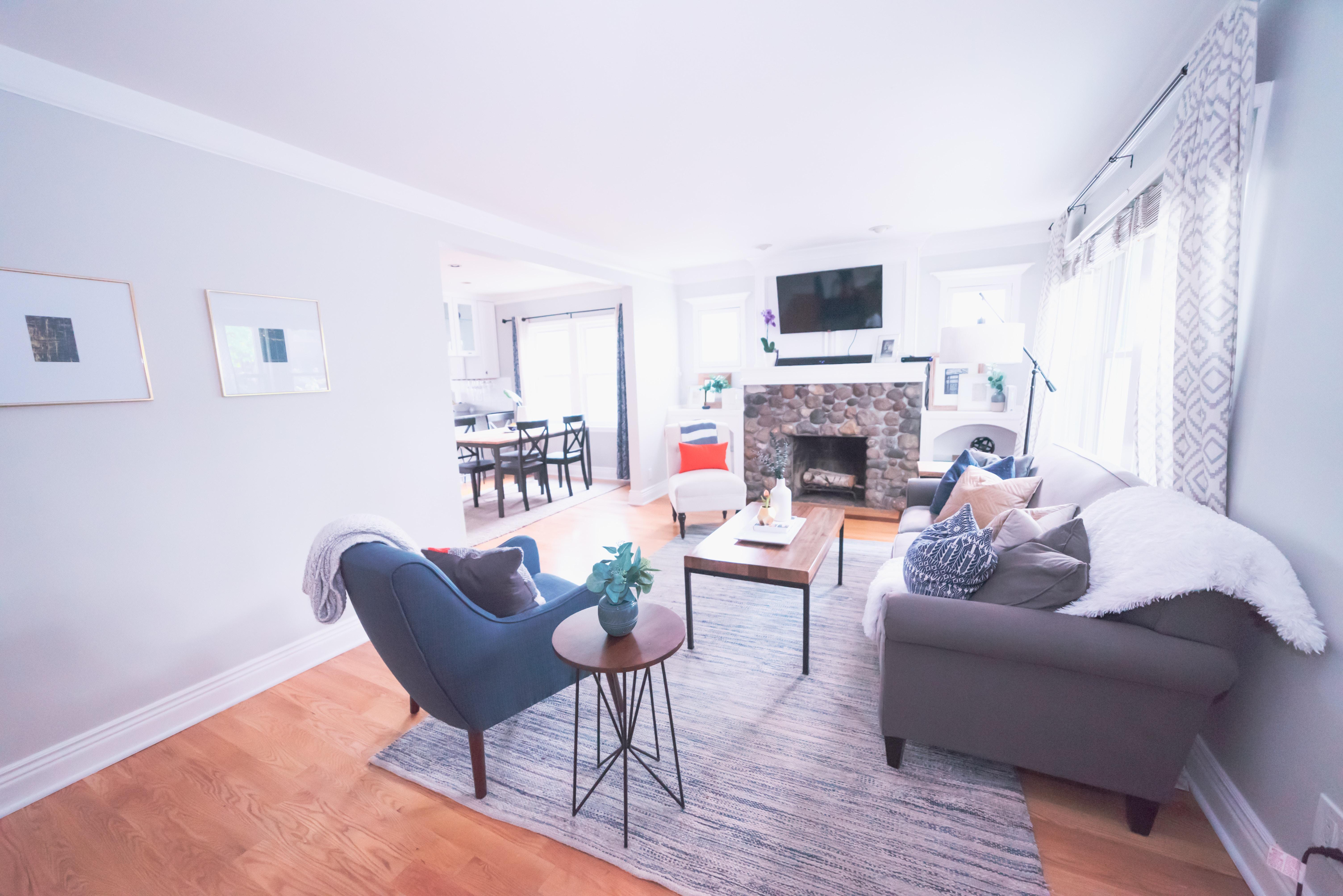 editing real estate photos