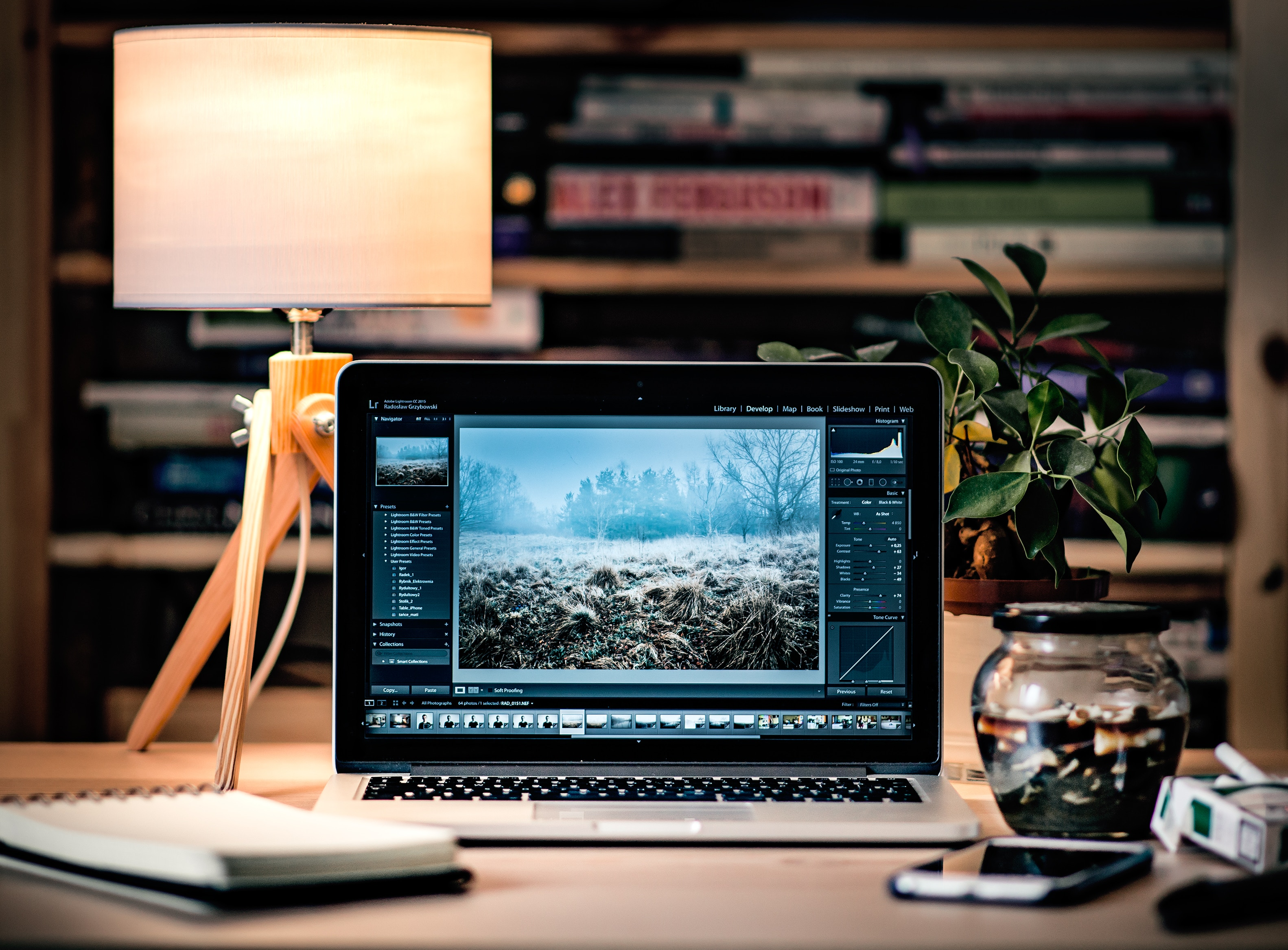 How to Easily Transform Your Photos in Lightroom image