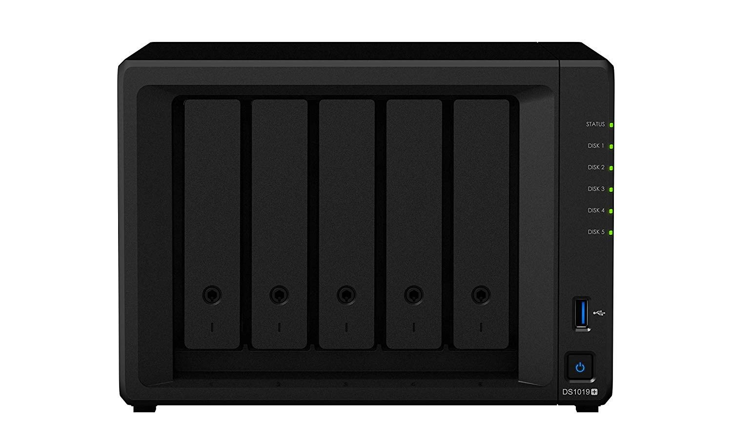 synology diskstation ds1019 build quality 1 image