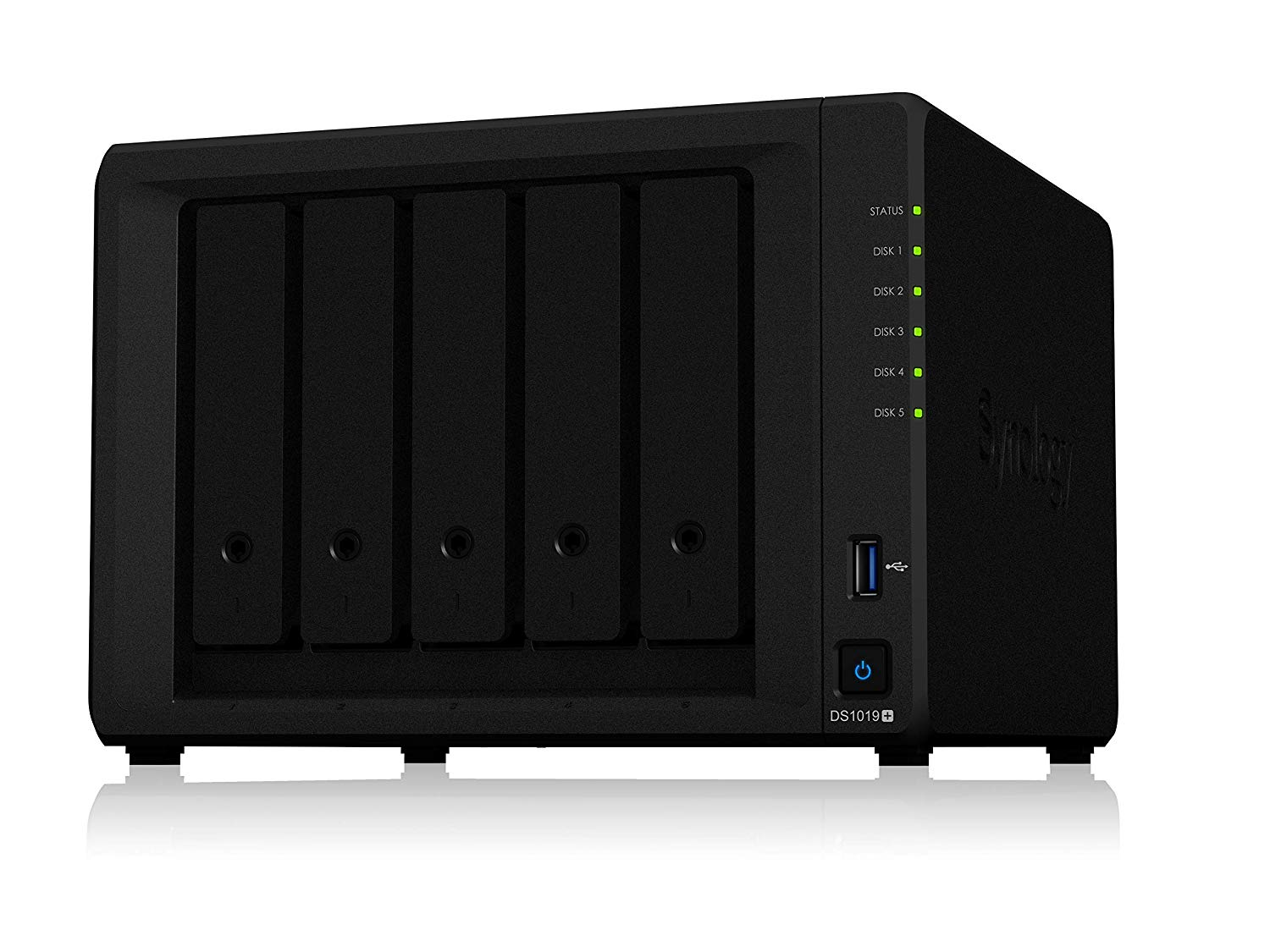 synology diskstation ds1019 review image