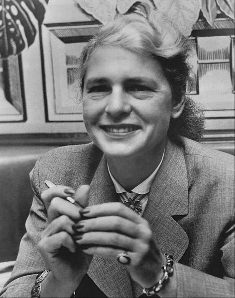 Margaret Bourke White 1955 image