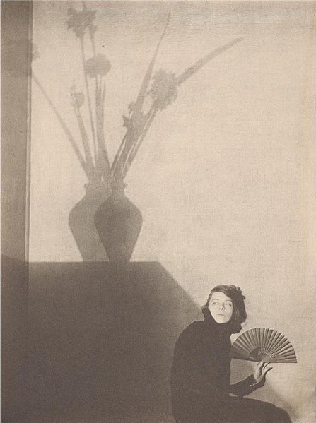 edward weston portrait image