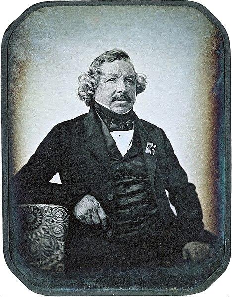 468px Louis Daguerre 2 image