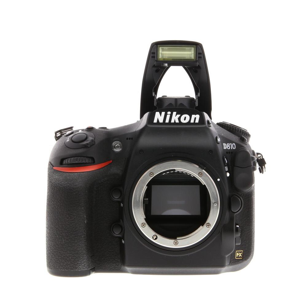 top pre owned nikon cameras nikon d810 1 image