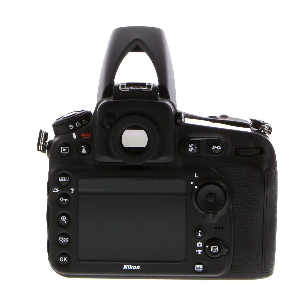 top pre owned nikon cameras nikon d810 4 image