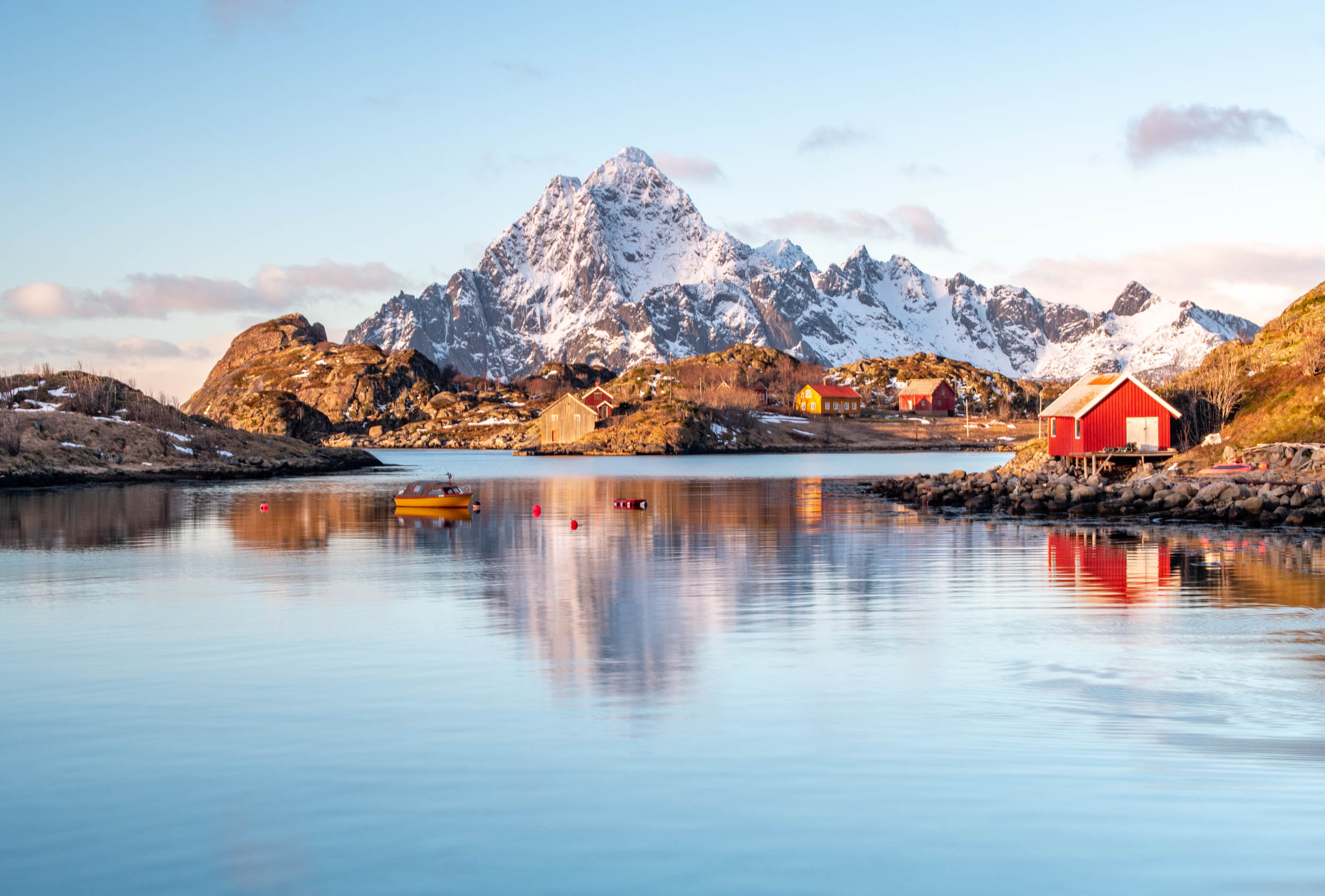 where to stay in lofoten 4 image