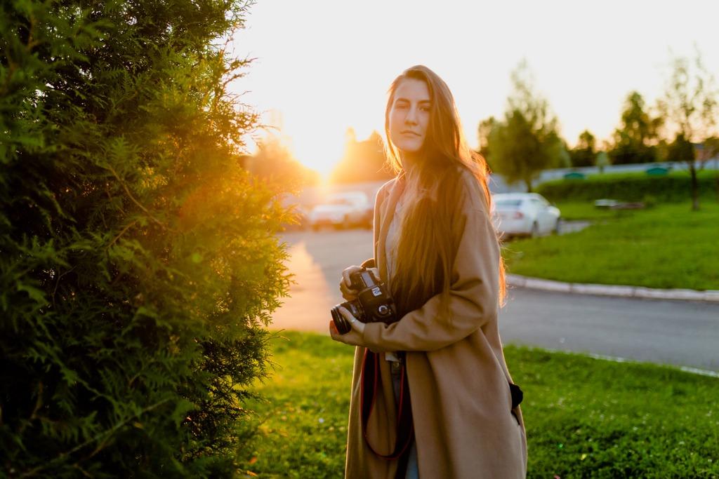 beginner portrait photography tutorial image