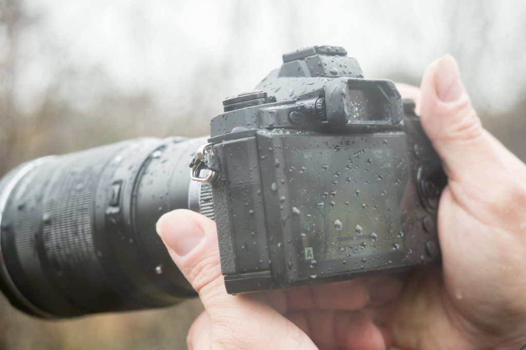 how to protect your camera in the rain image