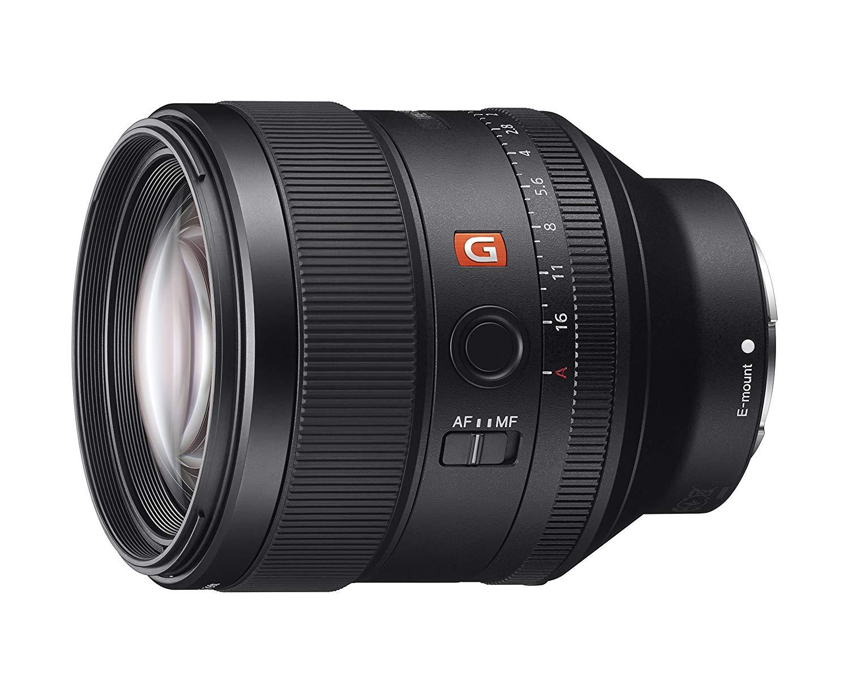 best sony prime lens 85mm 1 image