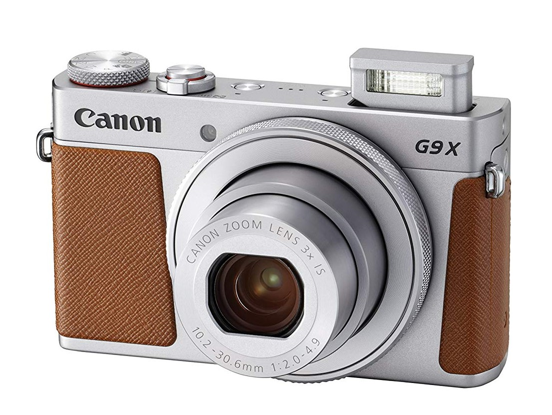 canon powershot g9 x II specs image