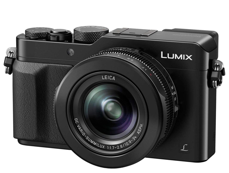 panasonic lumix lx100 build quality image