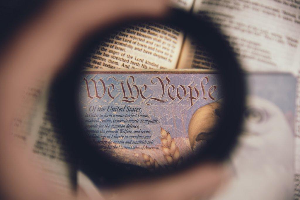 first amendment law image