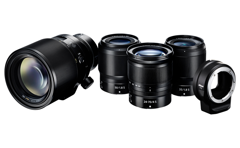 getting to know the nikon z mount lens lineup image