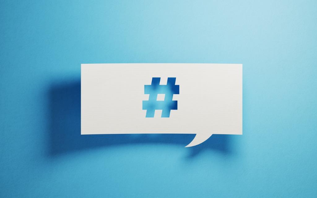 marketing for photographers hashtag image