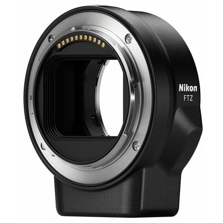 nikon ftz lens adapter image