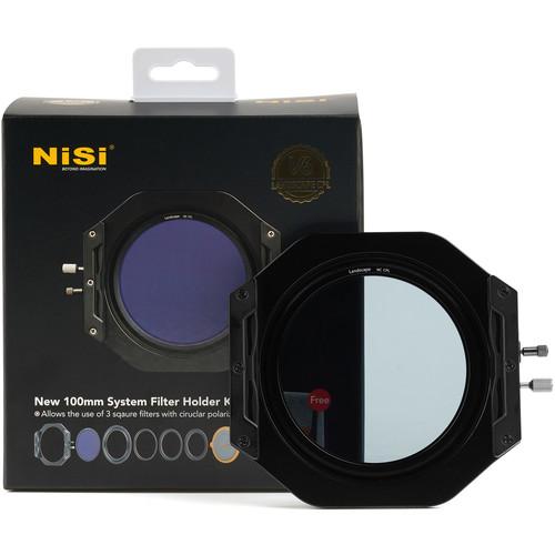nisi v6 filter holder kit image