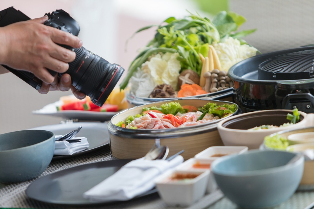 photographing food picture id898715176 image