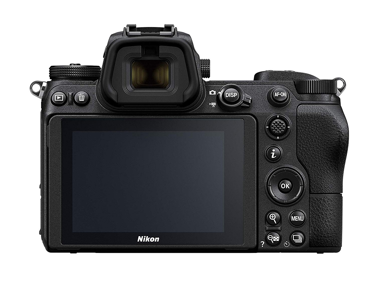 what you should know about the nikon z7 evf image