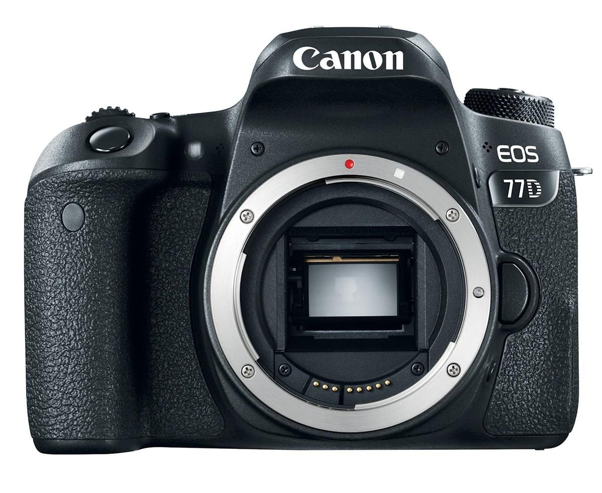 2019 top cameras for vlogging canon eos 77d image