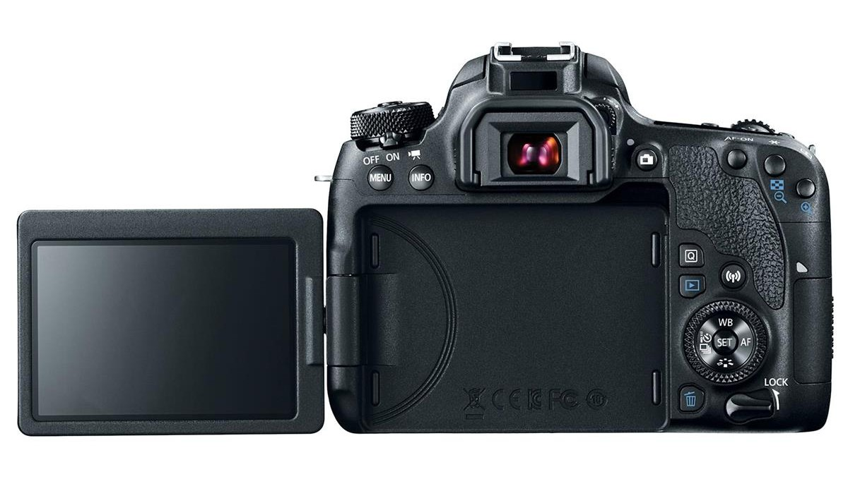 best vlogging cameras canon eos 77d image