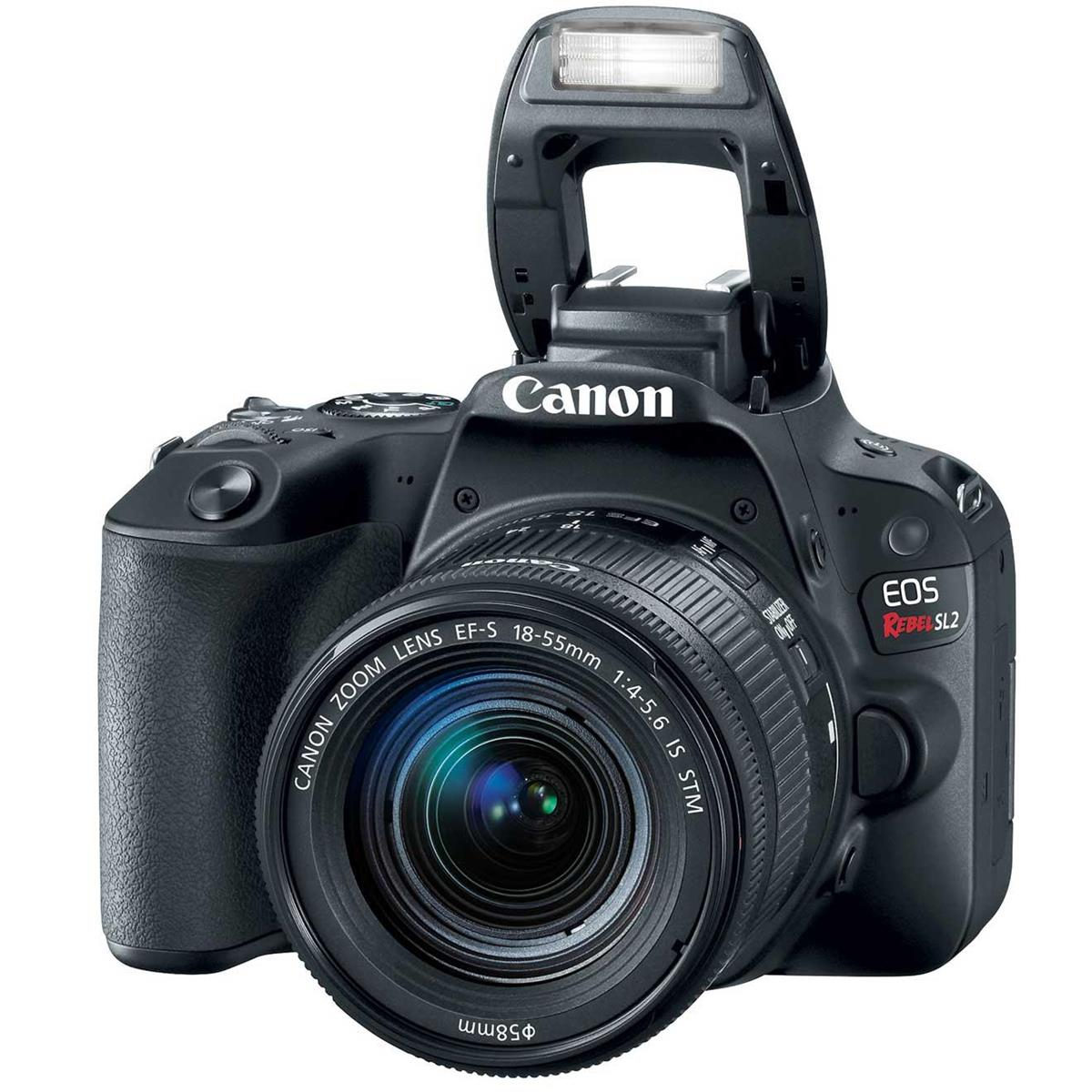 best entry level dslr canon sl2 3 image