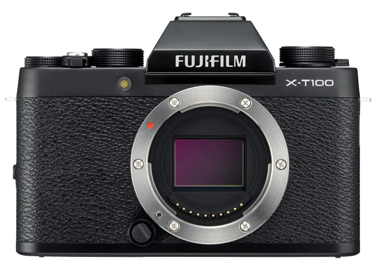 best mirrorless cameras for beginners fujifilm x t100 image