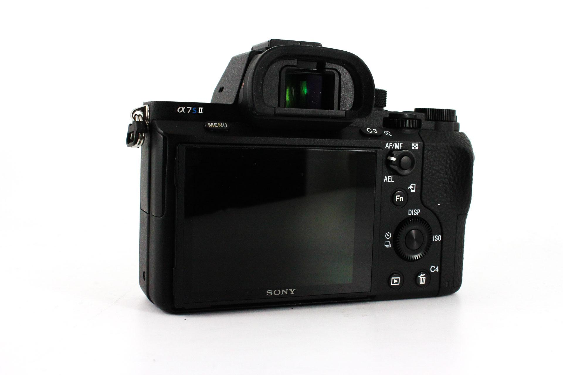 street photography cameras should be fast a7s ii back image
