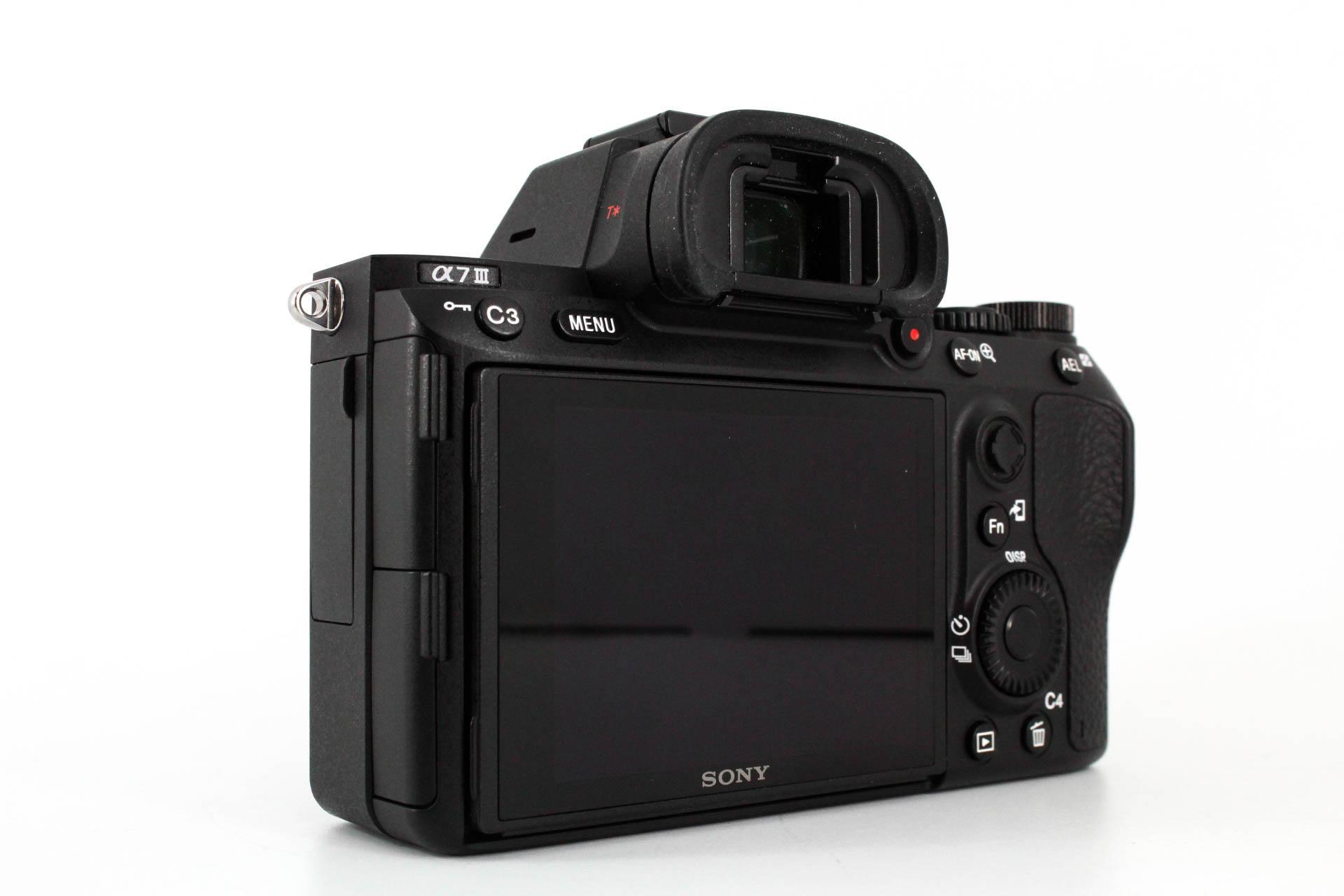 street photogrpahy cameras need a good lcd a7 iii back image