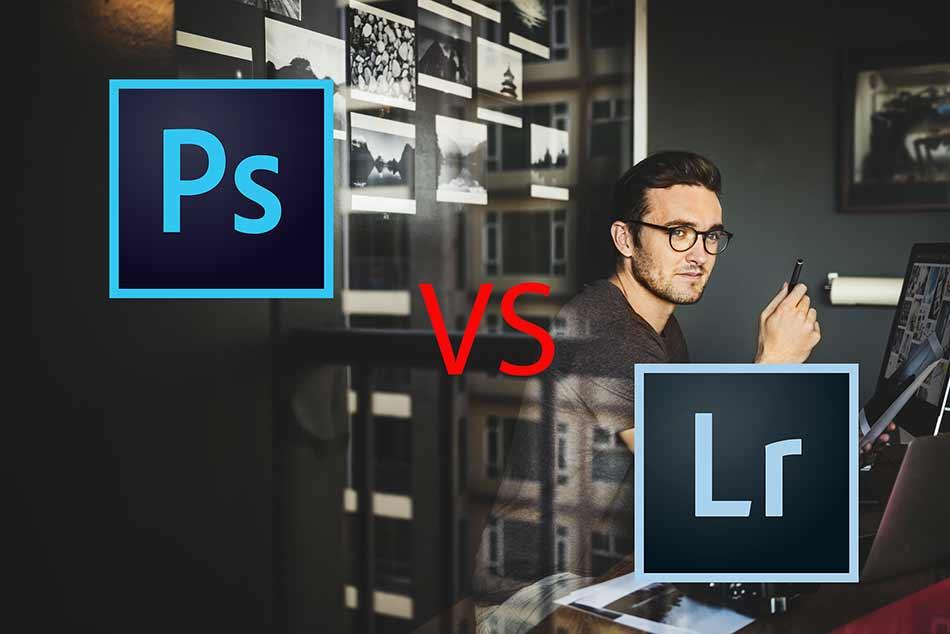 Lightroom vs Photoshop Comparison