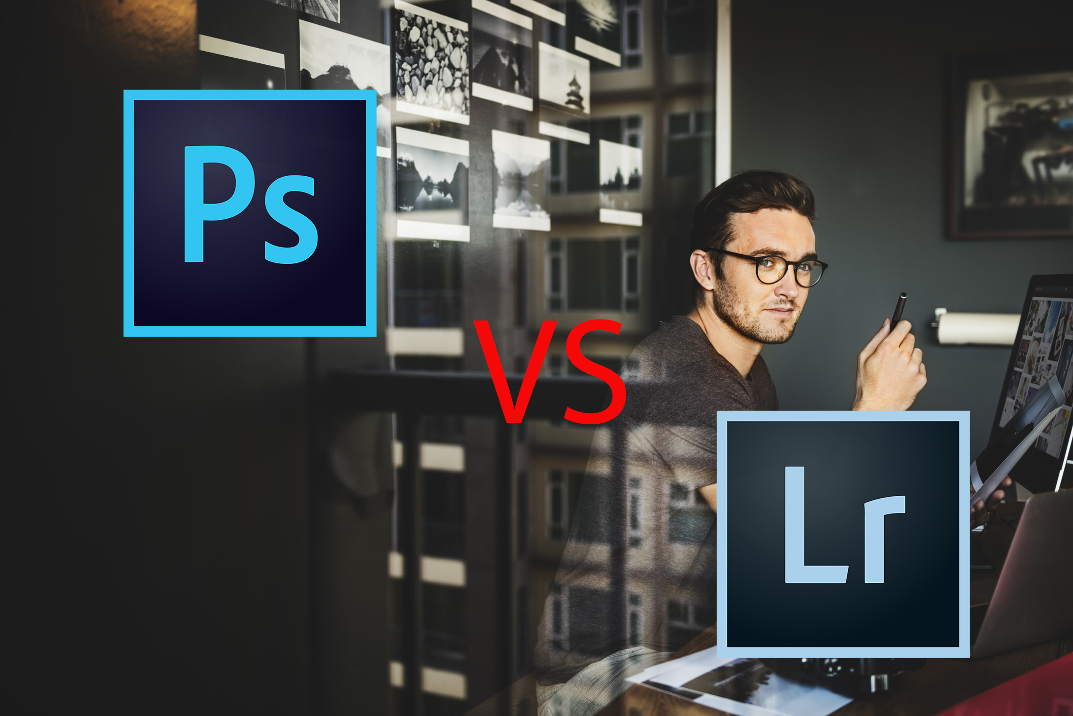 Lightroom vs Photoshop Comparison image