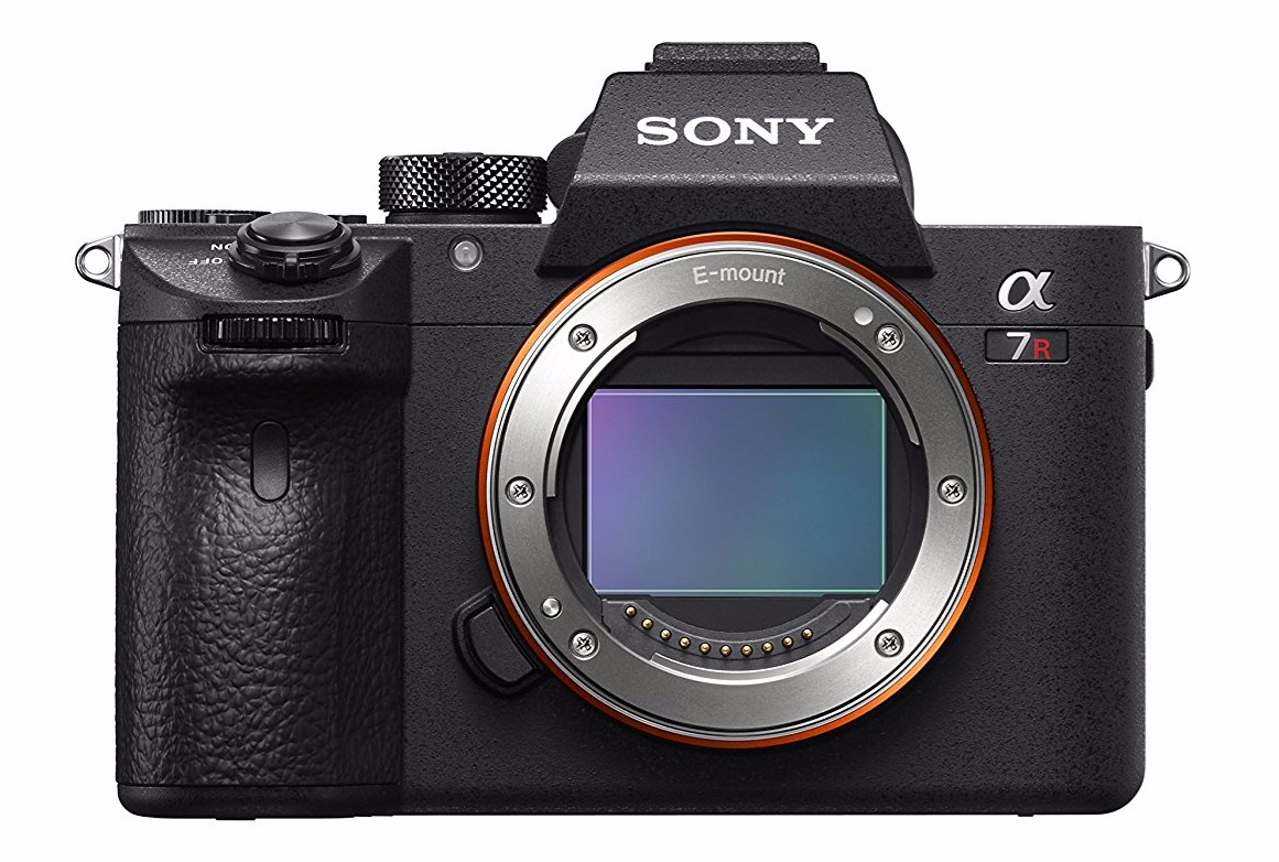 best sony camera for portraits a7r iii front image