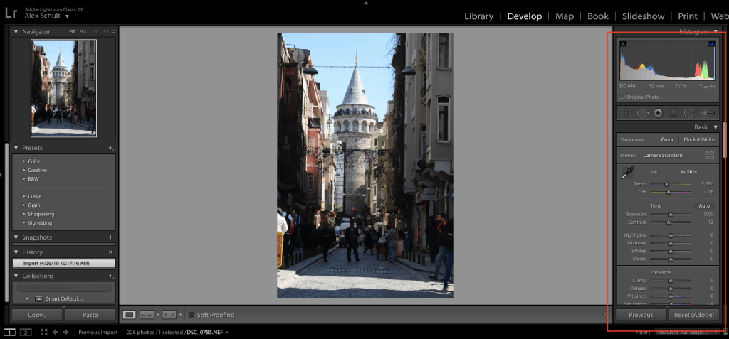 why lightroom is better than photoshop image
